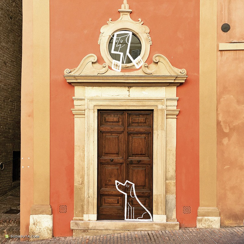 Ale Giorgini 旅行,绘画与美食