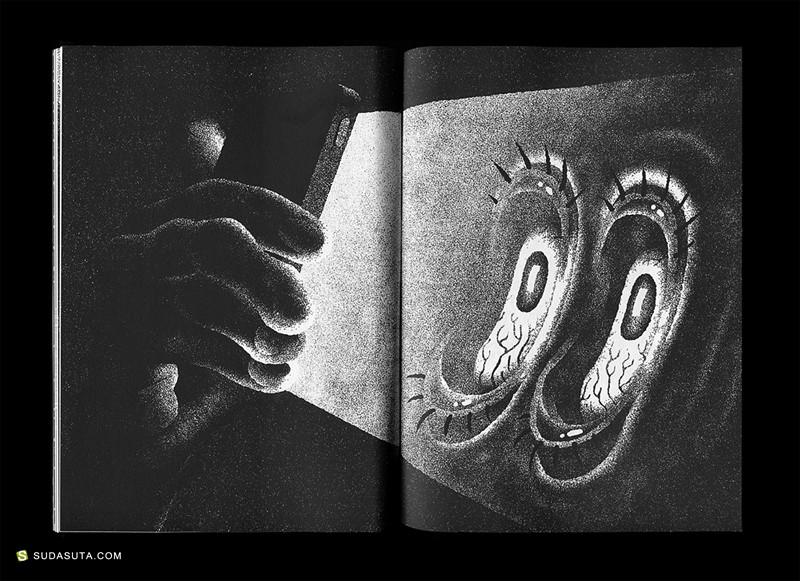 DAYMARE BOOGIE 书籍插画欣赏