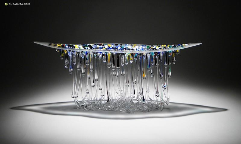 Daniela Forti 彩色玻璃的艺术