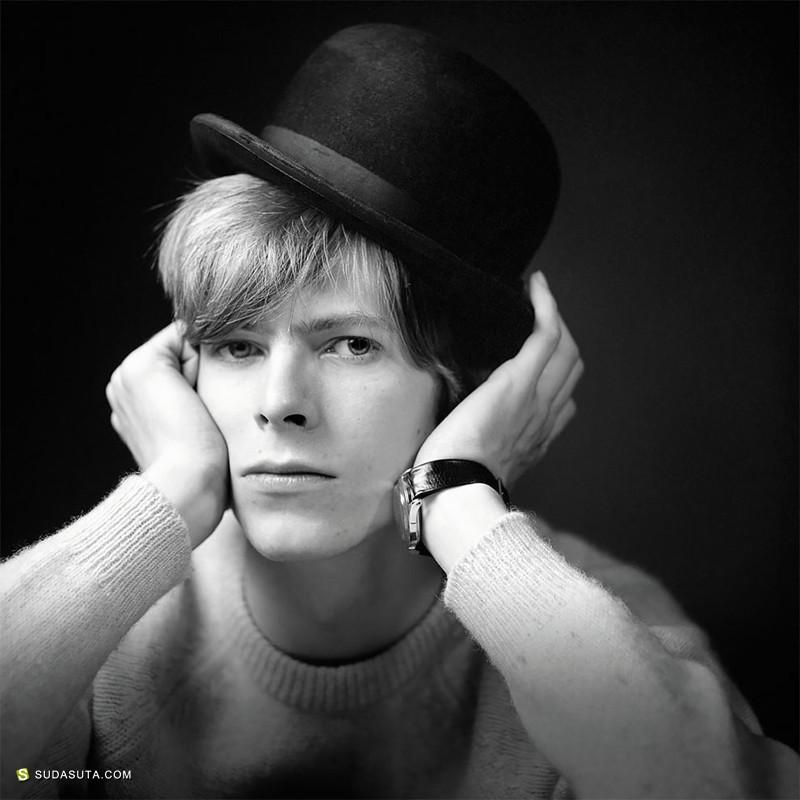 David Bowie Unseen 人像摄影欣赏