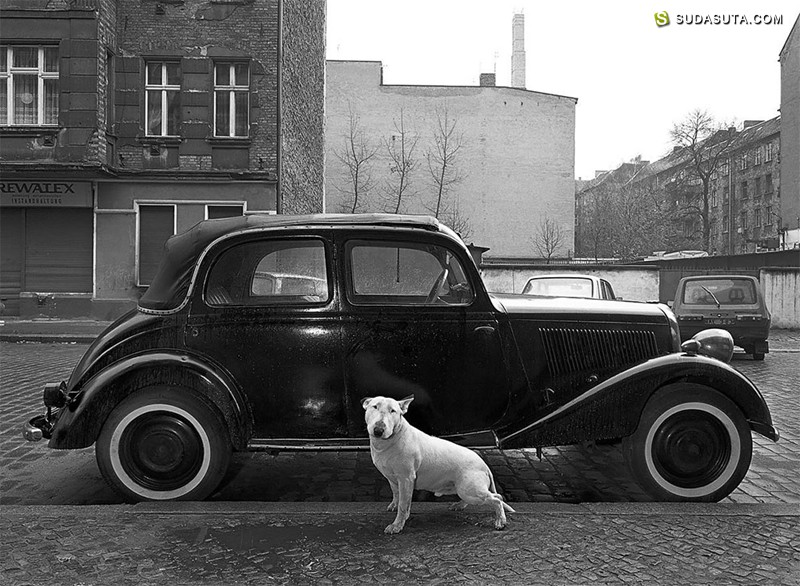 Harf Zimmermann 柏林旧照