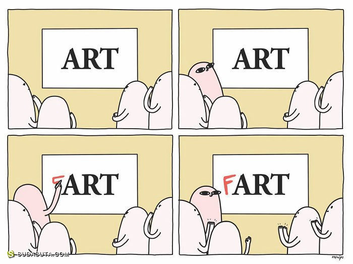 Harry Hambley 漫画作品欣赏