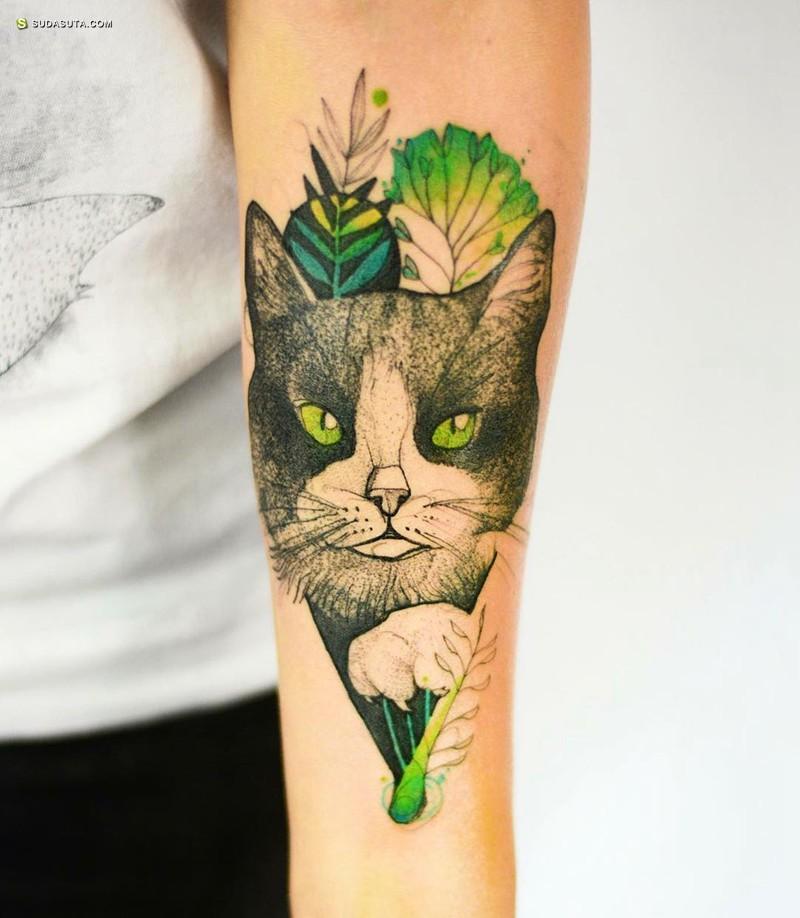 Joanna Swirska 纹身设计欣赏