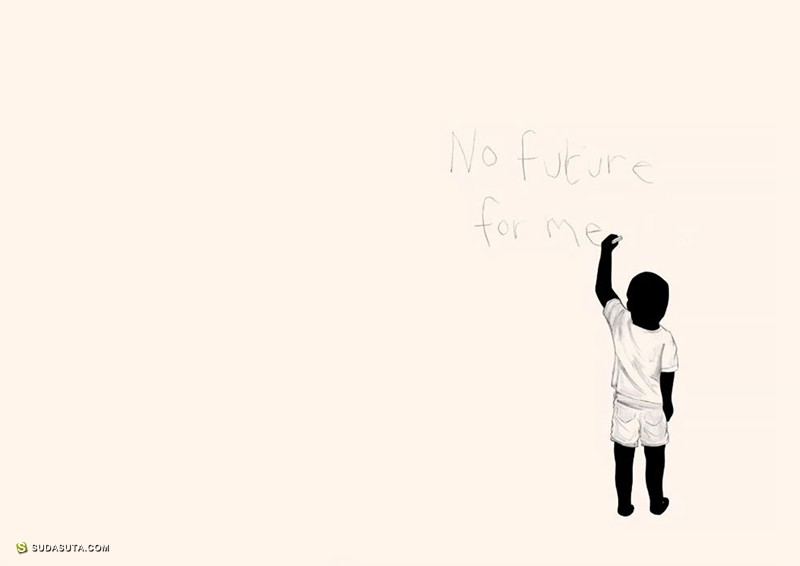 Kristian Jones 的黑色童话 讽刺漫画欣赏