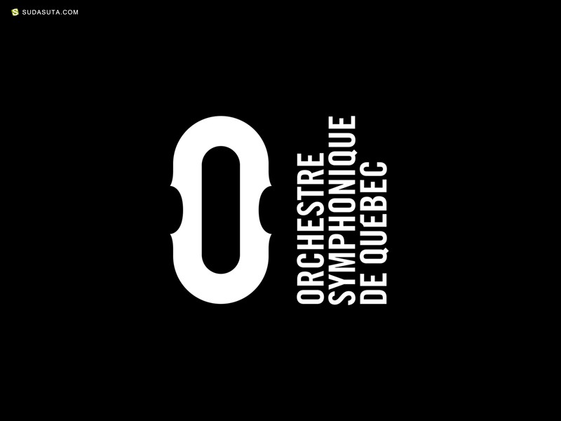 Orchestre symphonique de Québec 品牌设计欣赏