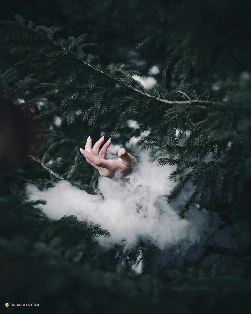 Shaina Sterrett 超现实主义摄影作品欣赏