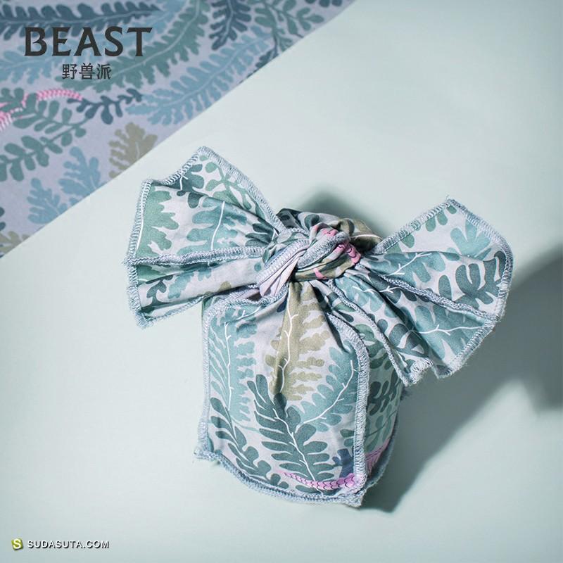 THEBEAST野兽派 带着香氛的礼物