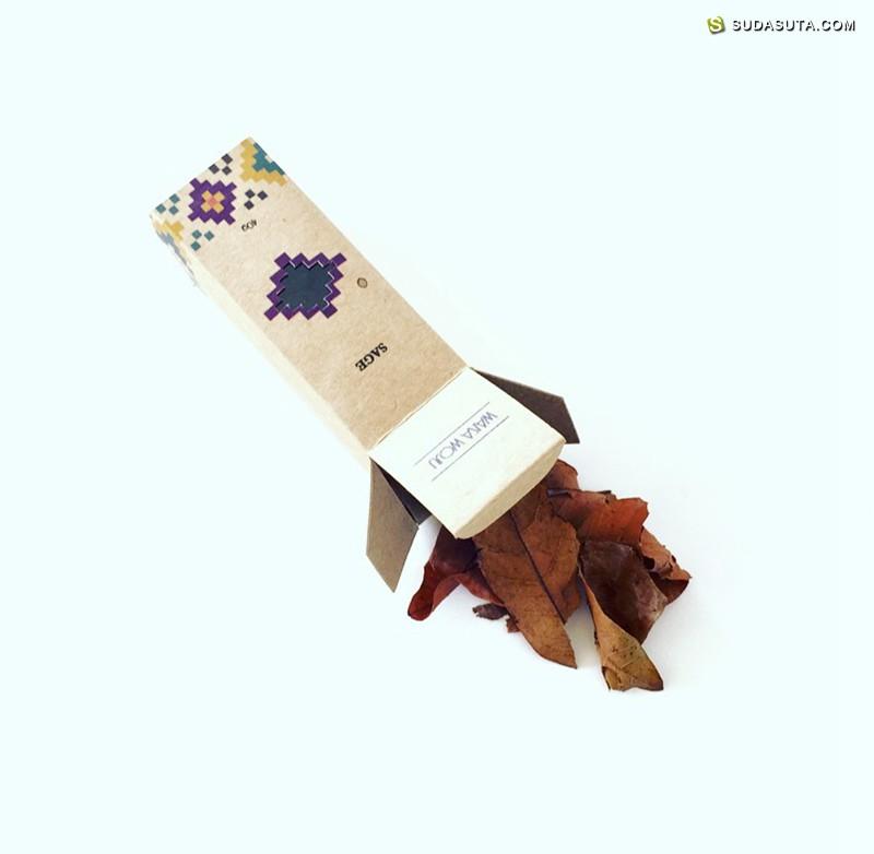 Waka Woju Herb 包装设计欣赏(概念)