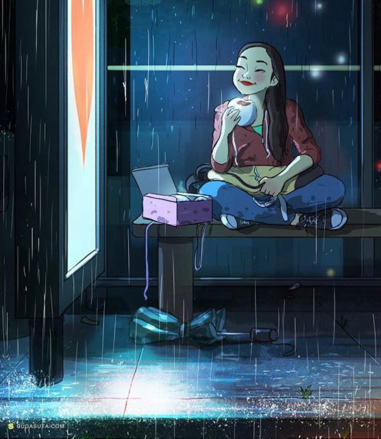 Yaoyao Ma Van As 一个人生活的故事