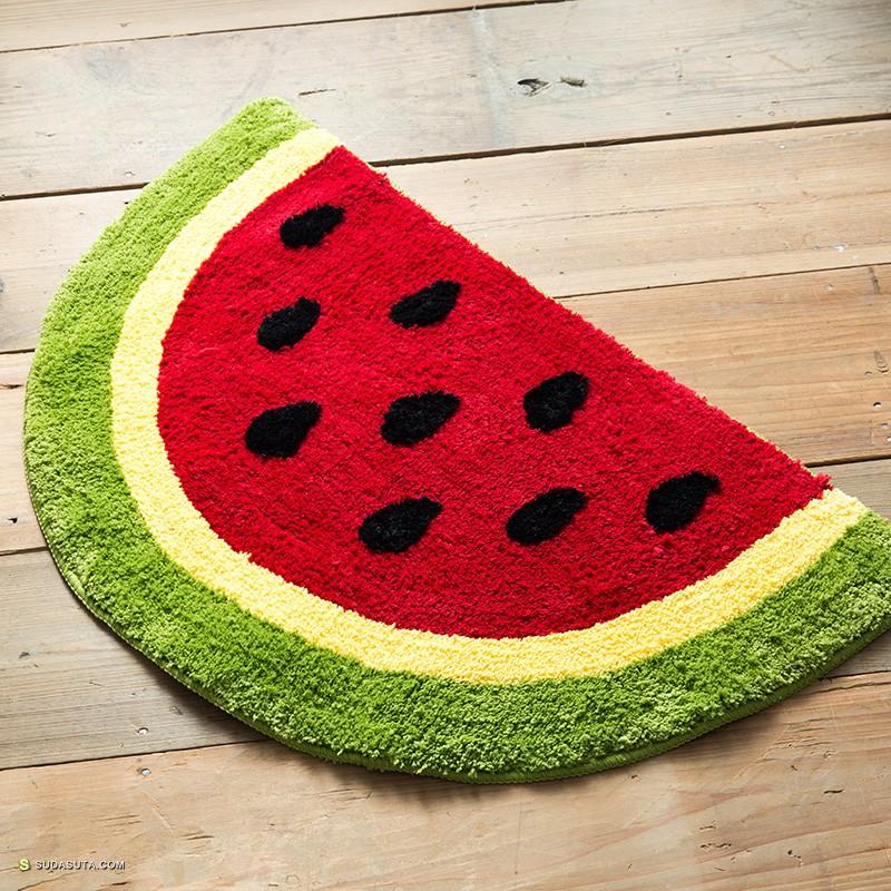 独立设计品牌 卡乐美潮流地毯