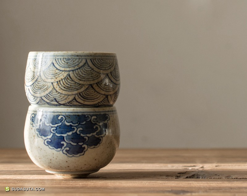 圣山陶艺 手工美器