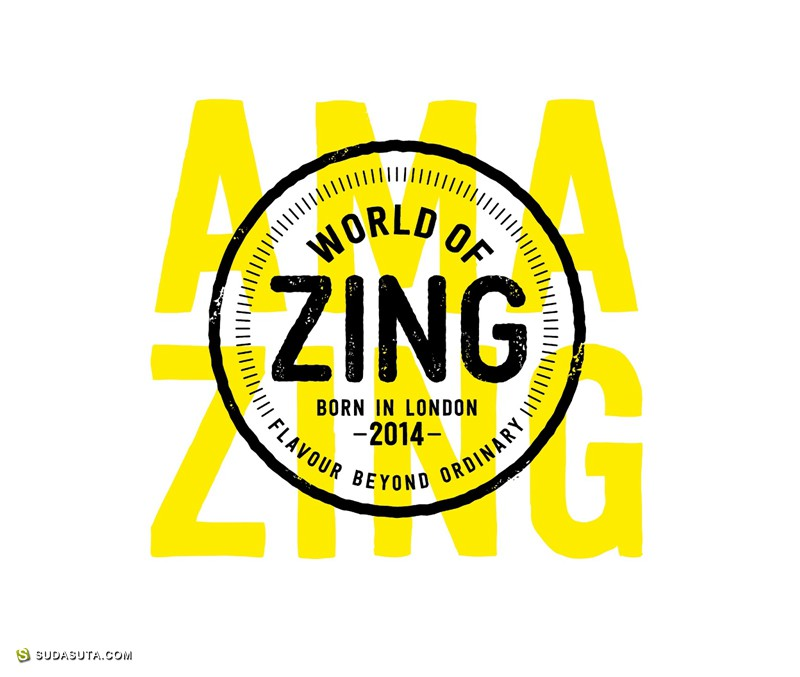 World of Zing 包装设计欣赏