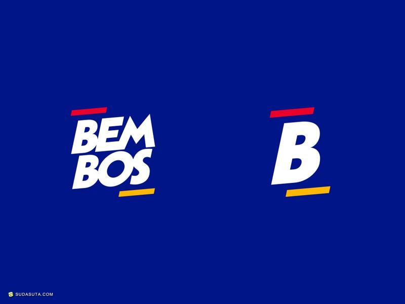 Bembos 包装设计欣赏