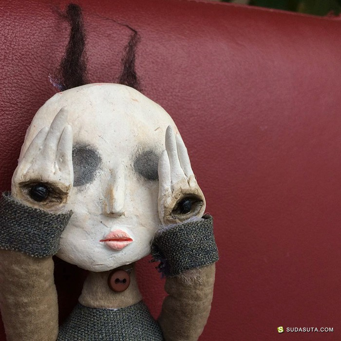 Callum 怪物小娃娃