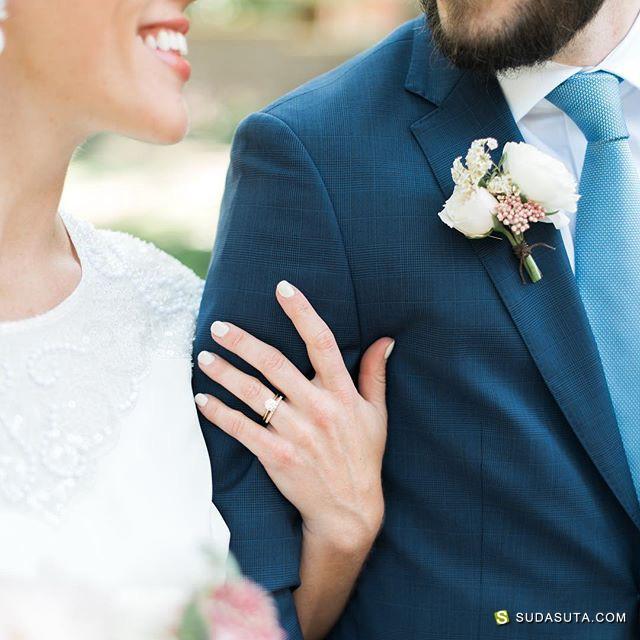 Flora + Fern 白色婚礼,幸福与花