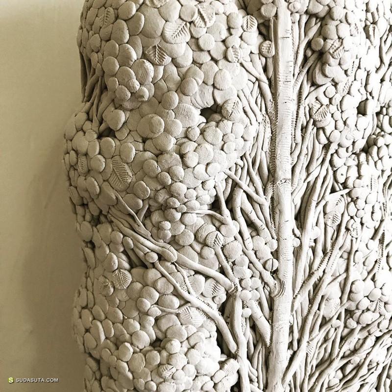 Heesoo Lee 不可思议的陶瓷器皿设计