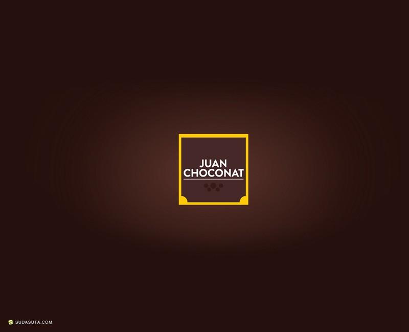 Juan Choconat 巧克力包装设计欣赏