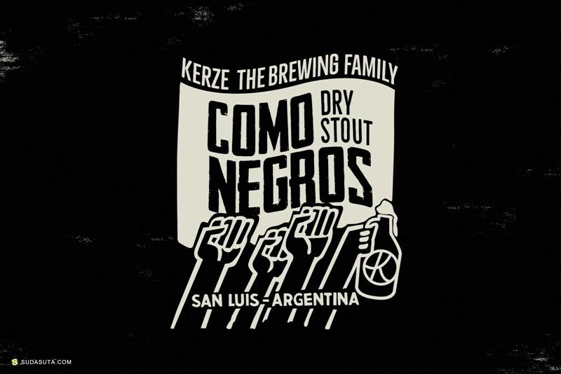 Kerze 品牌设计欣赏