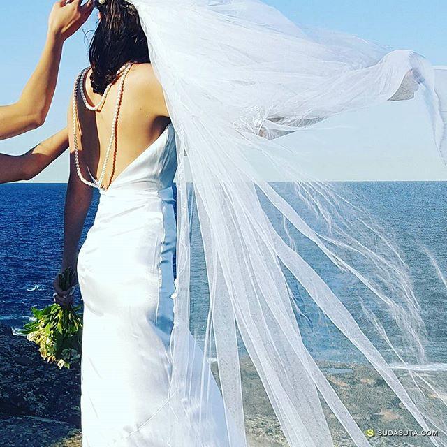 Mallika Hetrakul 蕾丝以及婚礼的一切