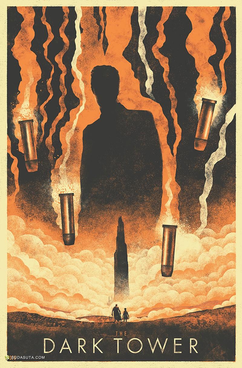 The Brave Union 海报设计欣赏