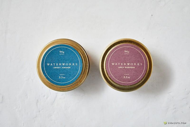 Waterworks 品牌设计欣赏