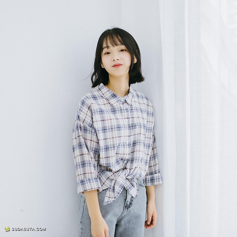 独立女装设计品牌 景页页 柠檬少女