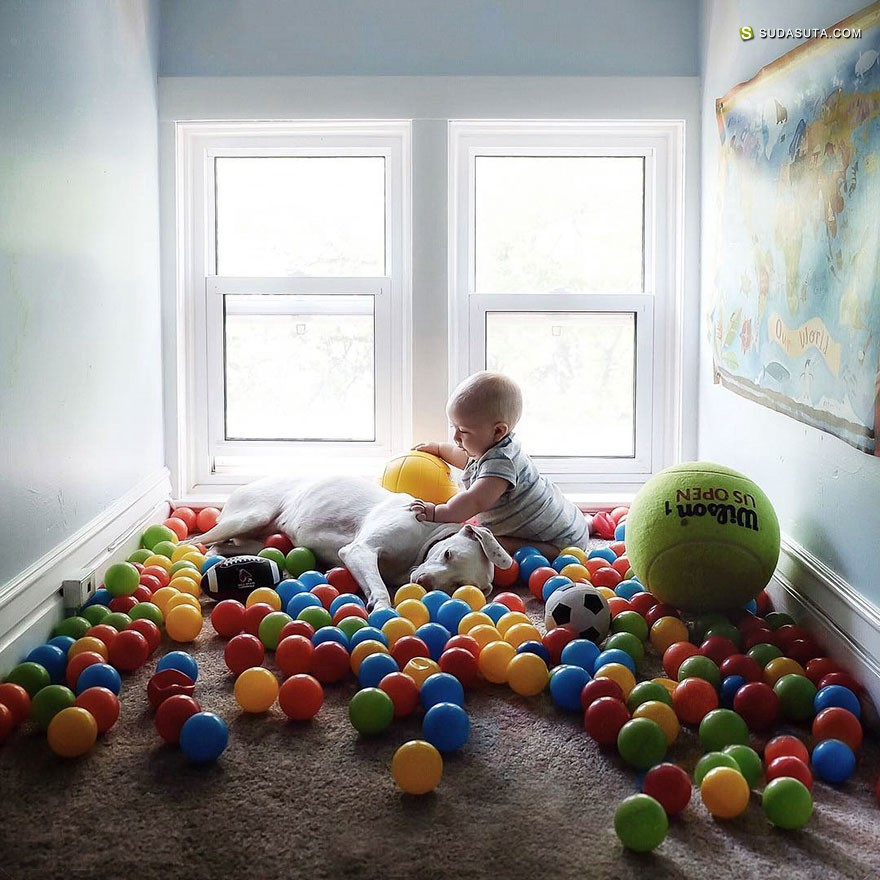 Elizabeth Spence 家庭摄影欣赏