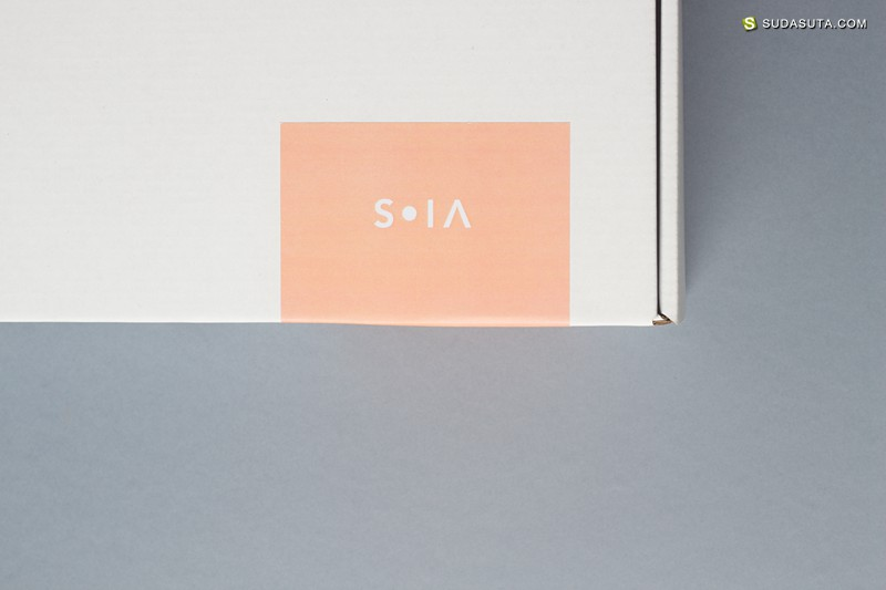 SOIA 品牌设计欣赏