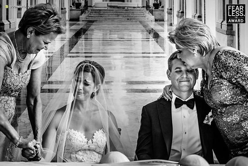 那些触动人心的婚礼瞬间