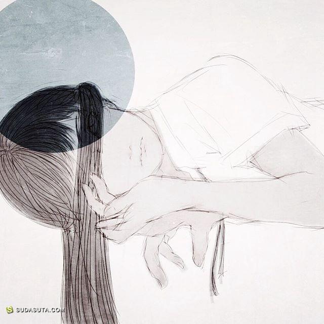keito_momo 绘画艺术欣赏