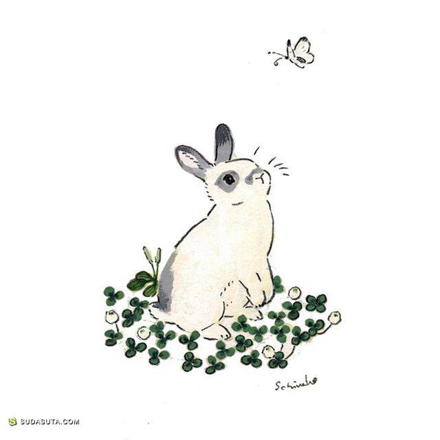 森山標子 插画作品欣赏