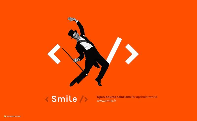 Smile 品牌设计欣赏