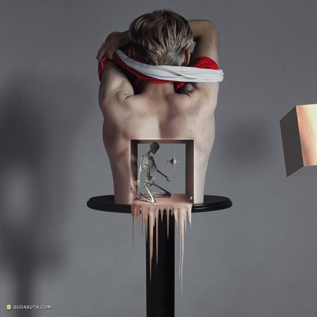 Andrey Tyurin 超现实主义照片合成艺术欣赏