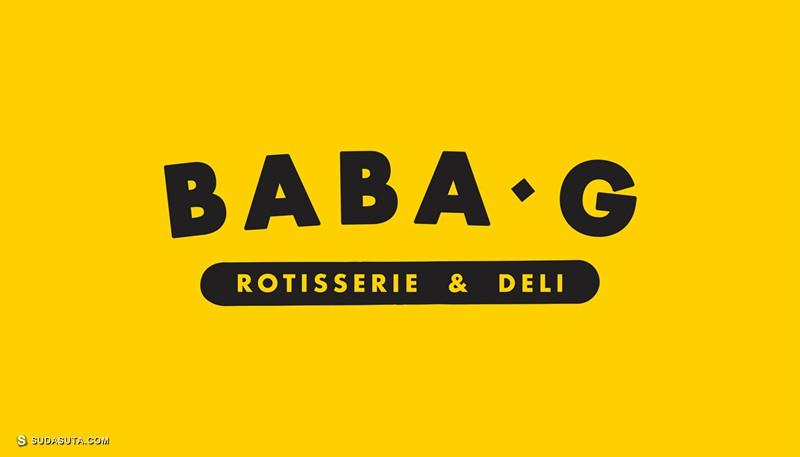 BABA G 品牌设计欣赏