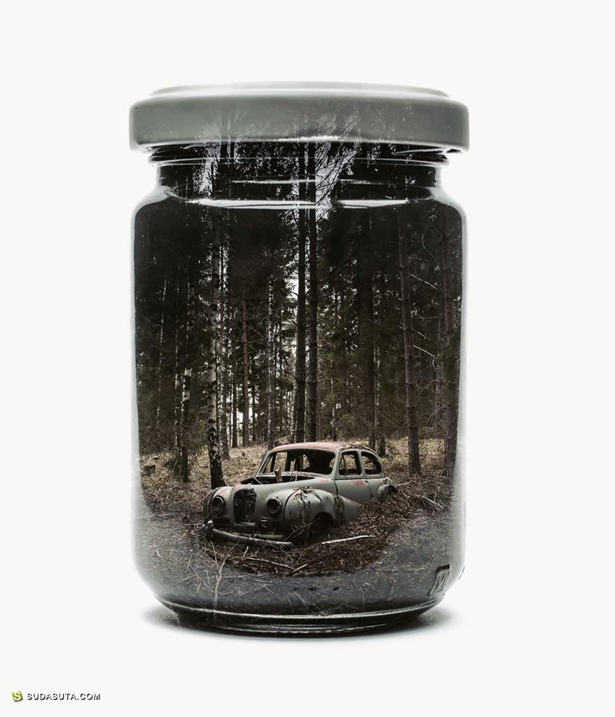 Christoffer Relander  瓶中森林