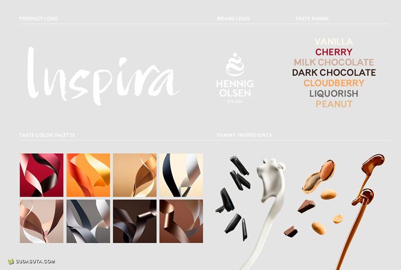 INSPIRA 品牌设计欣赏