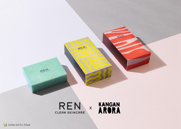 图案设计师 Kangan Arora
