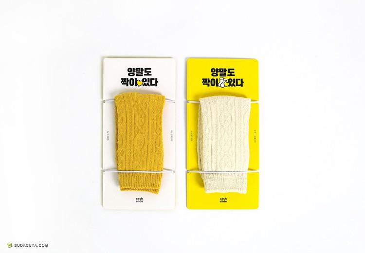 Letter Socks 包装设计欣赏