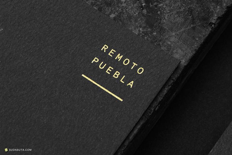 Remoto 品牌设计欣赏