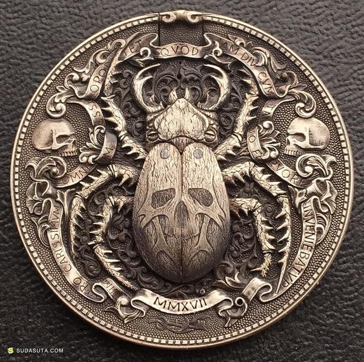 Roman Booteen 黄金甲虫