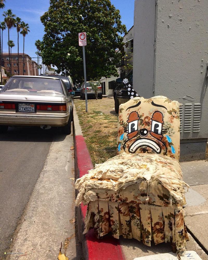 Lonesome Town 被遗忘的以及被丢弃的 街头艺术欣赏