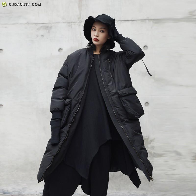 独立设计师品牌 SIMPLE BLACK 8413