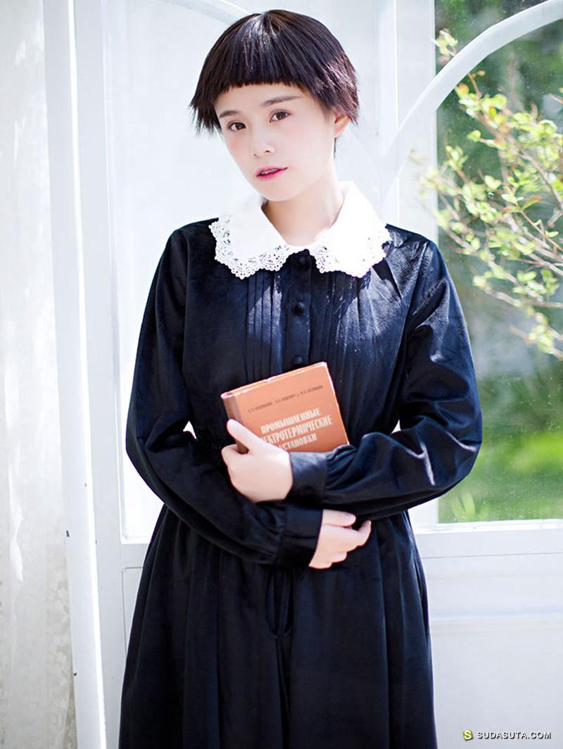 独立女装设计品牌 羊毛与花