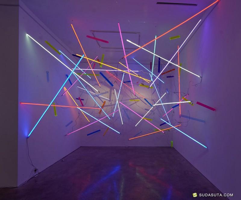 Adela Andea 灯光装置设计欣赏