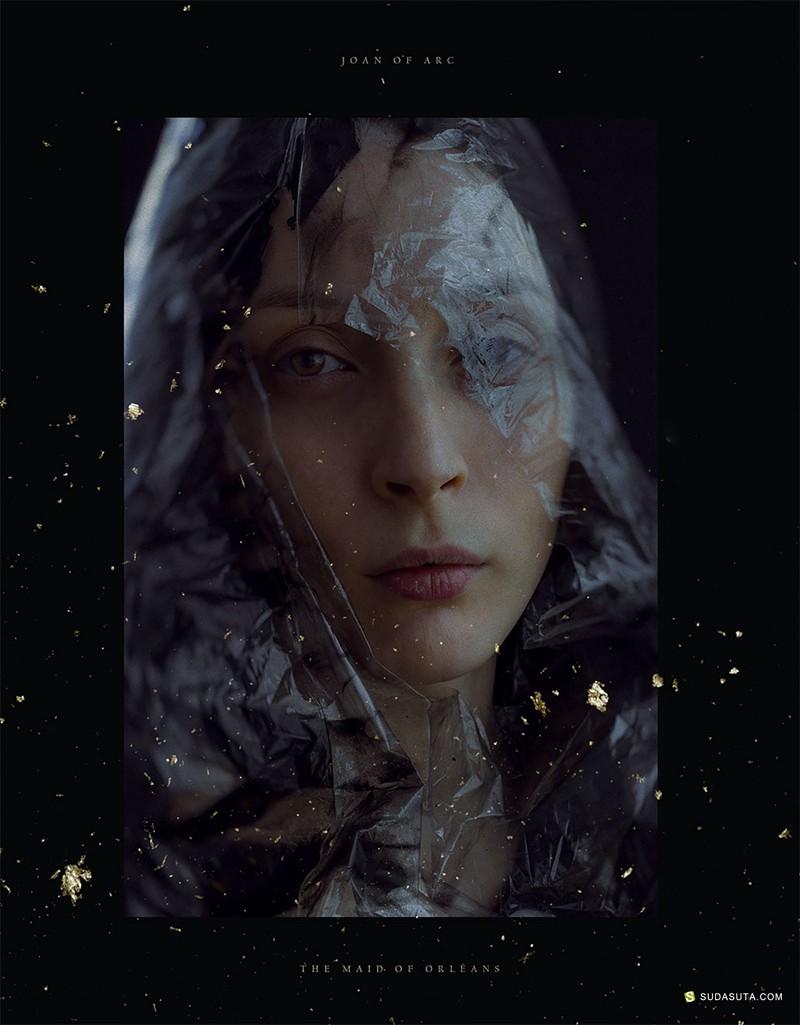 Alexander Berdin-Lazursky 数字艺术作品欣赏