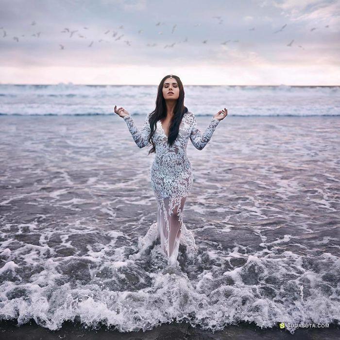 Bella Kotak 超现实主义梦境 人像摄影欣赏