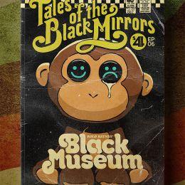 Butcher Billy 复古漫画风格的书籍海报设计