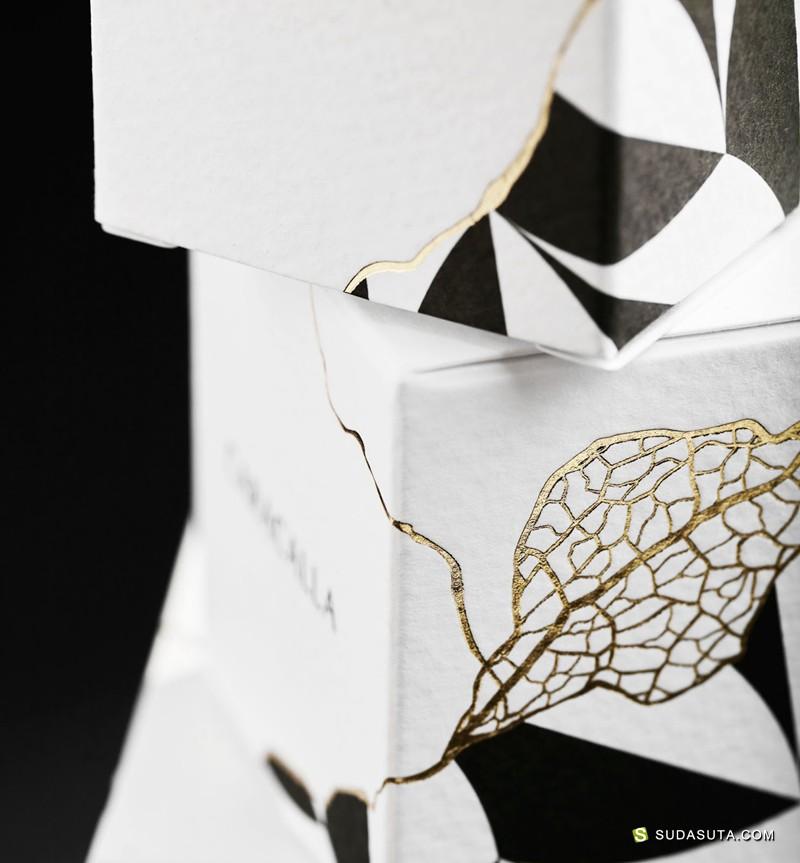CARACALLA 优雅的包装设计欣赏