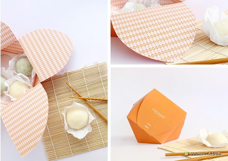 Cocoon 包装设计欣赏