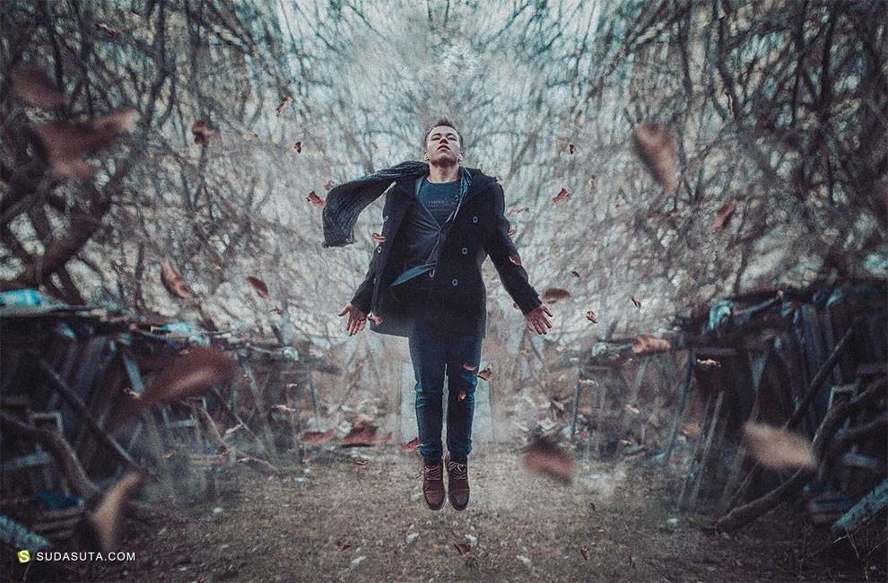 Dmitriy Rogozhkin 超现实主义人像摄影欣赏